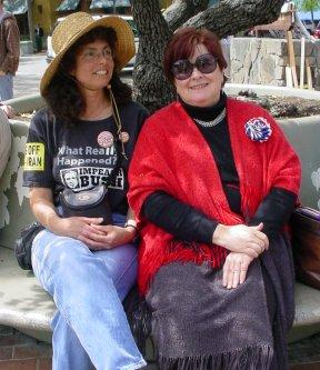 Image of Janette and Carol
