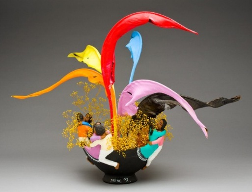 Image of piece entitled, Fiesta Time