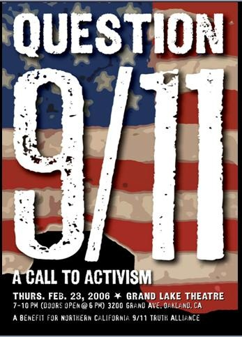 Poster for Question 9/11, A Call to Action